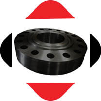 Carbon Steel A350 LF2 Ring Type Joint Flanges