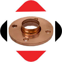Cupro Nickel 90/10 Lap Joint Flanges