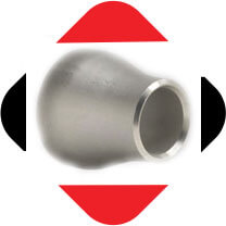 High Nickel Alloy Concentric Reducer