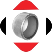 High Nickel Alloy Pipe End Cap