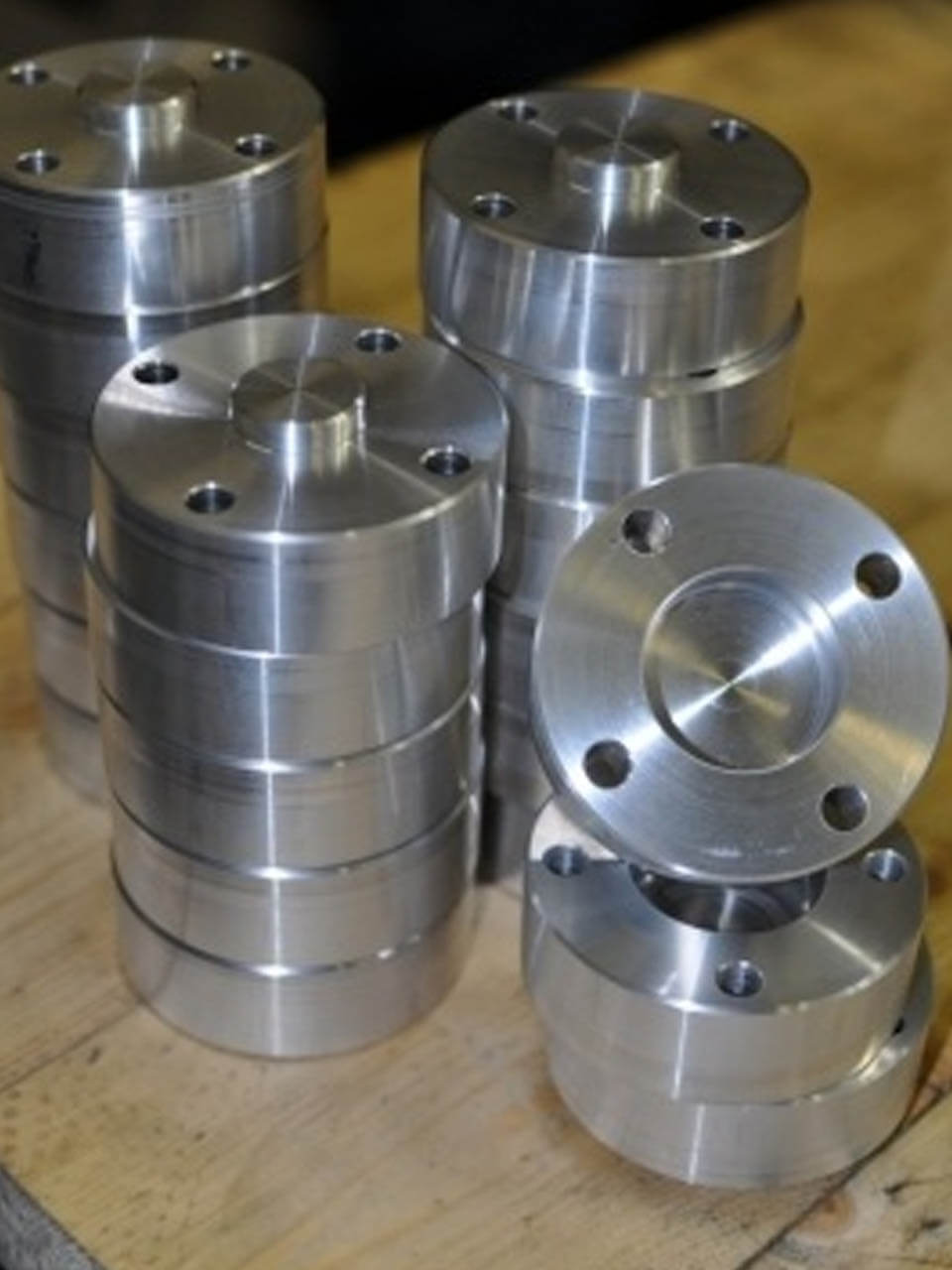 Nickel Alloy 200 & 201 Flanges