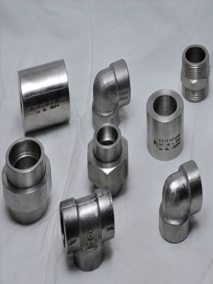 Super Duplex Steel S32750 Forged Fittings